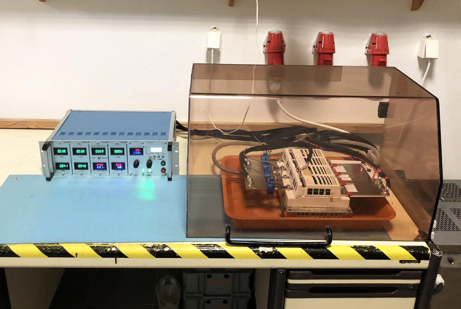 Semikron Module Tester